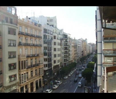 Элитная квартира в центре Валенсии