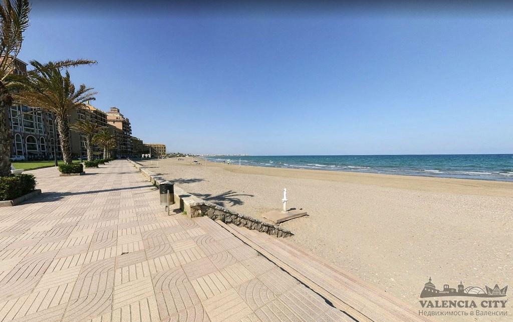 Аренда квартиры на море в местечке Порт Саплайя, Испания
