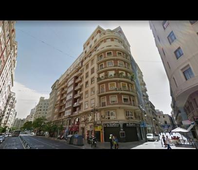 Эксклюзивная квартира на продажу в центре города Валенсия