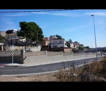 Земельный участок в пригороде Валенсии для постройки дома