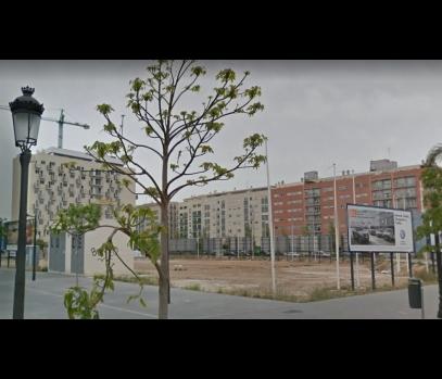 Участок земли в Валенсии под строительство жилого комплекса
