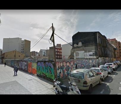 Участок земли для строительства рядом с центром Валенсия