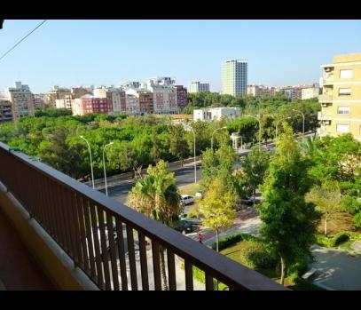 Квартира в новом районе с видами на парк