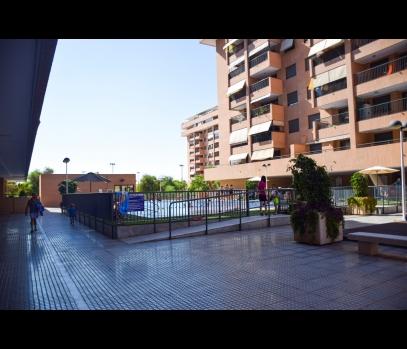 Новая квартира в кондоминиуме на пляже Патакона в Валенсии