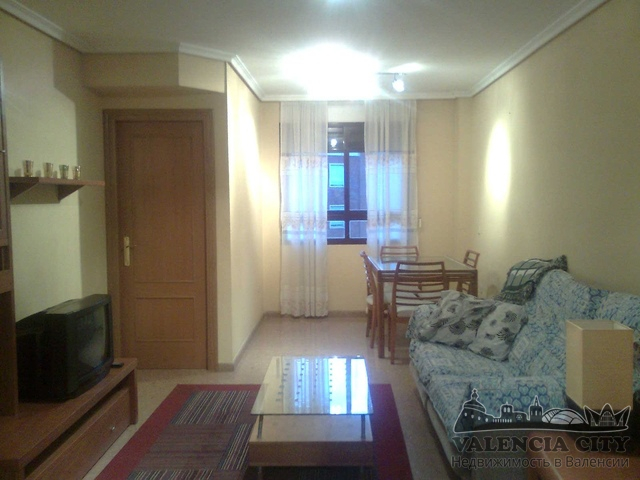 Продажа квартиры в новом доме в центре Валенсии, Испания