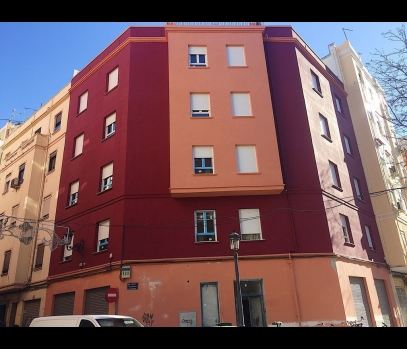 Продажа жилого рентабельного здания в Валенсии, Испания