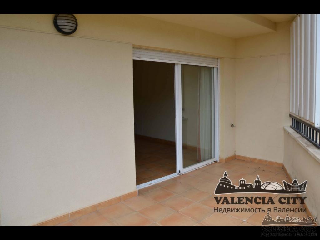 Апартаменты на первой линии моря, Альтеа, Аликанте, Испания