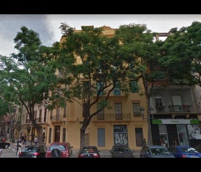 Продажа рентабельного жилого здания в Валенсии, Испания