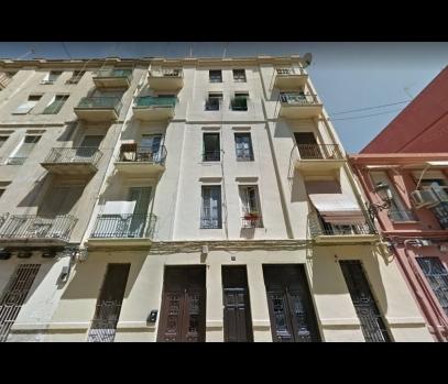 Продажа жилого здания рядом с парком Турия в Валенсии