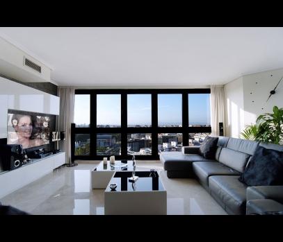 Элитная квартира с панорамным видом на парк Турия