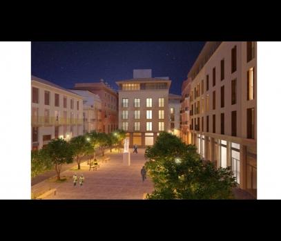 Проект строительства отеля в городе Валенсия