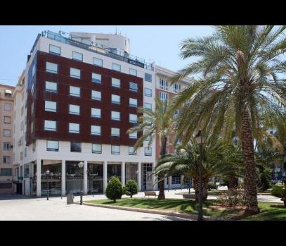 Продается действующий отель в городе Валенсия