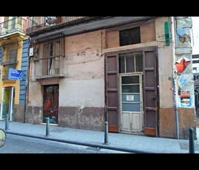 Продается здание под реконструкцию, центр города Валенсия