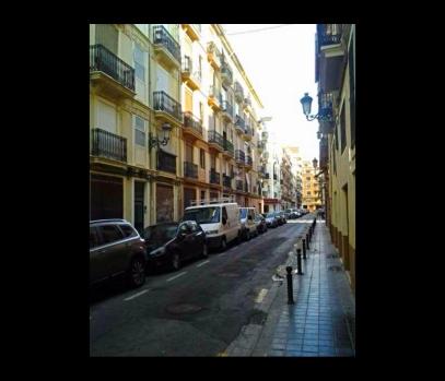 Продается уникальный дом в самом центре Валенсии, Испания