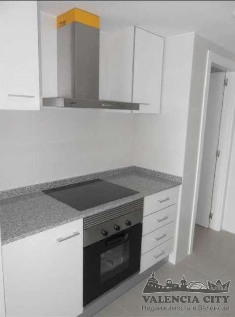 Продажа новых апартаментов в пригороде Валенсии, Испания