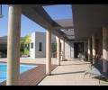 Современная вилла в урбанизации Новая Санта Барбара, Валенсия