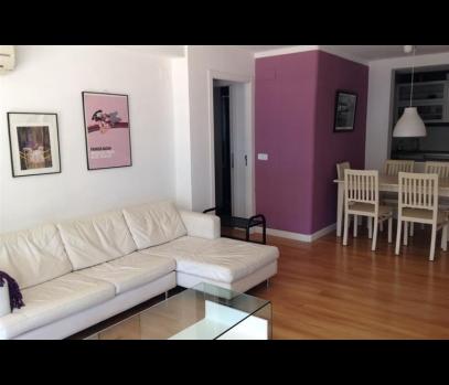 Туристическая аренда квартиры в респектабельном районе Валенсии, Испания