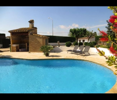 Загородное поместье в туристическую аренду, Валенсия