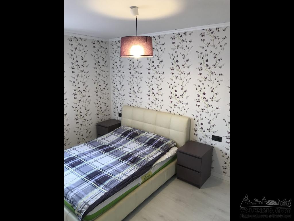 Квартира в аренду в районе города Наук и искусств в Валенсии