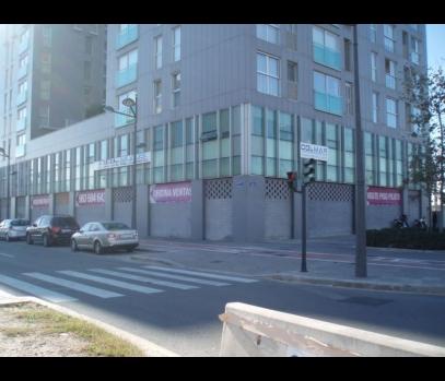 Продажа коммерческого помещения в престижном районе Валенсии