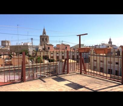 Квартира в центре Валенсии, в районе El Carmen