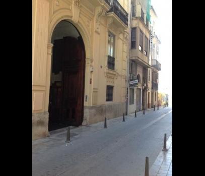 Продажа здания в центре Валенсии под ремонт