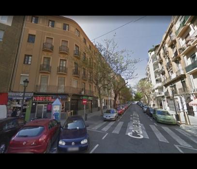 Продаётся жилое здание рядом с парком Турия, Валенсия
