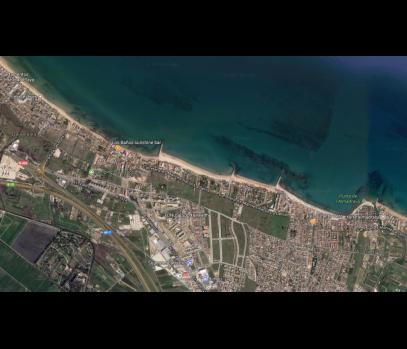 Земельный участок на море в городе Дения, Испания