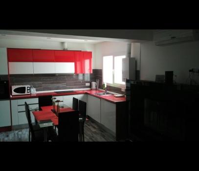 Аренда четырехкомнатной квартиры в районе Campanar в Валенсии