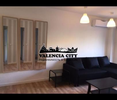 Аренда меблированной квартиры в Валенсии, район Patraix