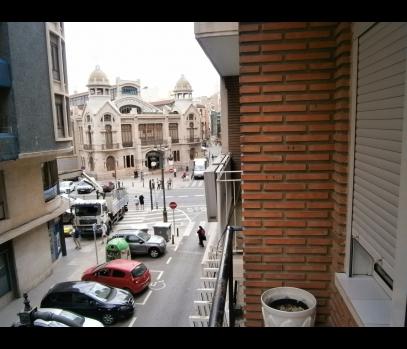 Продажа квартиры с видом на Центральный рынок в Валенсии