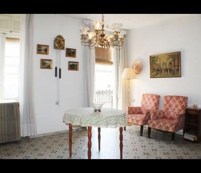 Четырехкомнатная квартира в историческом центре Валенсии