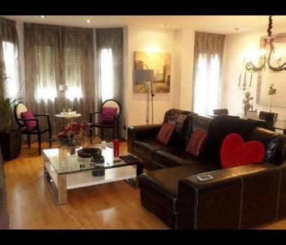 Квартира в аренду в лучшем районе Валенсии, Испания
