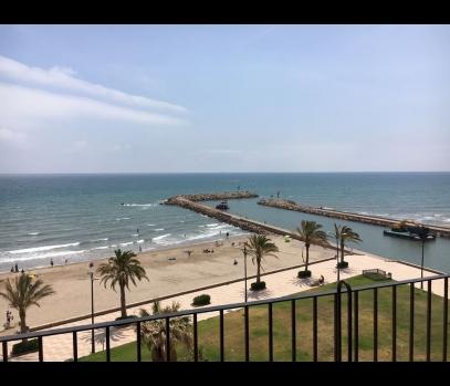 Квартира с видом на море в Порт Саплайя, Испания